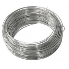 Nitinol Shape Memory Alloy Wire, Diameter: 1 mm, AF: 45-50°C